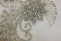 Lace, tambour, and beads... Oh MY!!