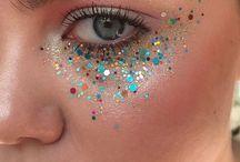Ibiza makeup