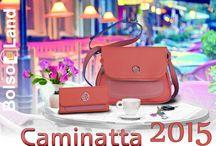 Colección Caminatta 2015 / Tus bolso Caminatta de la nueva colección Primavera Verano 2015