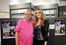 Harley Davidson a Miss&Mister Deaf v Bontonlandu / Gabriela Gunčíková na otevření Harley Davidson v Bontonland Megastore