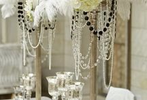 Feather inspired weddings / Feathers
