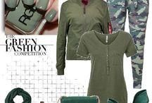 Styl militarny - Military style
