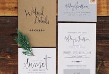 Invitations / by Sally Johnsen