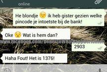 WhatsApp dingen