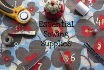 Sewing / by Erin Peyton