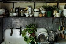 Mud room- basement / by angelica chavez