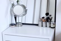 Dream makeup vanity