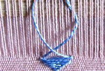 Saori Weaving
