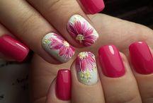 λουλουδατα νυχια 4