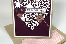 Bloomin Love / Bloomin Heart Cards Stampin Up