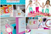 Owl Theme and other Baby Shower Ideas