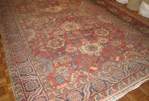 Semi Antique and Antique Oriental Rugs