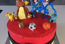 Rohan's 9th birthday cake