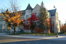 Post-Secondary Education / Where to go, what to bring....