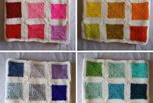 Crochet - Afghans, blankets etc.
