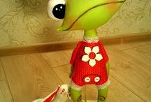 Frog/ żaba