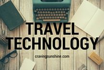 Travel Technology / Our favourite tech and apps that help us on the road.