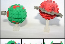 Lego ruimtevaart