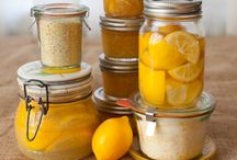 In The Pantry / Canning jams, jellies and more  / by Trish Chambers