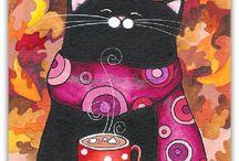 Illustrations Cats