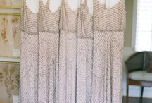 Bridesmaids Suggestions / Any wedding stuff that you gals like that you think I might like....put it here :-)  / by Kristen Perazzelli