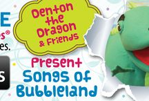 Songs for Parents & Kids / Music Denton loves to share with others!