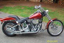 Harley Davidson softail 87