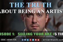 The Truth About Being an Artist Youtube Series