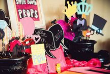 Photo Booth At Every Party! / Photo booth ideas for every occasion!