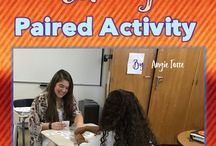 Spanish Paired and Group Activities / Here you will find listening and speaking activities, games, paired and group activities for your Spanish classes. Get your foreign language students communicating in the target language!