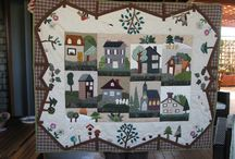 My works / Quilting works