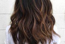 cabelos madeixas