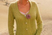 Tejidos en lana y crochet
