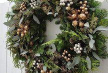Adventi wreath