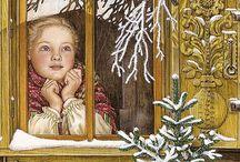 Russian Fairy Tale Art