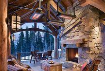 Rustic & cabins