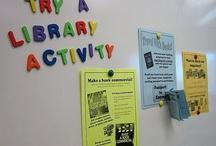 library / by Rebecca Hartmann