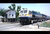Indian Trains / Mumbai Local, Metro, Monorail and Express train