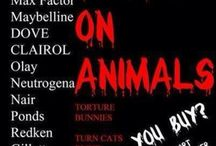Hella no to GMO! & animal testing & all & anything else evil - DONT support this shit