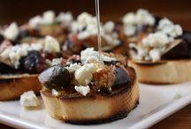 Appetizers / by Annette J Poitras Bezaire