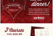 St Valentine's day Email Marketing Inspiration