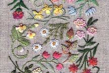 Embroidery / Embroidery samples, patterns and inspiration from around the world.  / by Mary Townsley-Ross