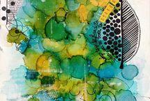 Art journal - co se mi líbí