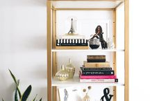 modern glam - get the look