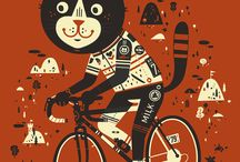Chat Cycliste