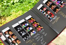 photobooth +guest book
