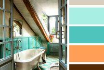Color Palette Home