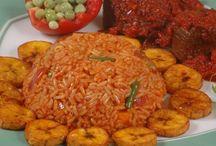 Ghana Foods