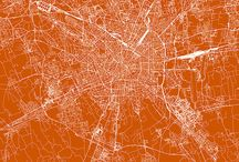 Smart cities and maps