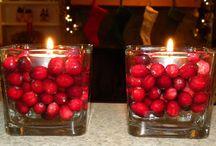 Christmas decorations  / by Megan Burk